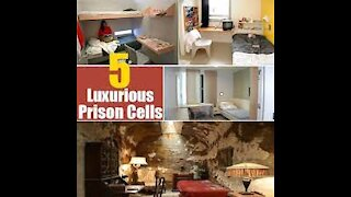 The Most Luxurious Prison In The World
