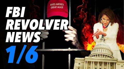 Revolver News: Unindicted Co-Conspirators raises questions for FBI 1/6 events