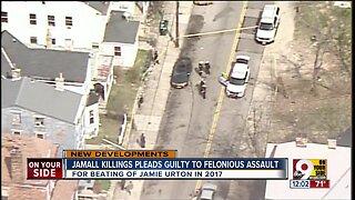 Man accused of beating Jamie Urton pleads guilty