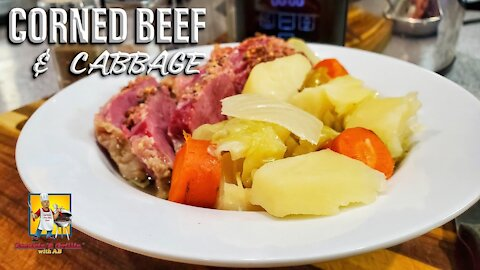 Corned Beef and Cabbage Recipe | Crockpot Recipes