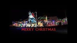 Christmas: Christmas's Biggest Decoration Light Show