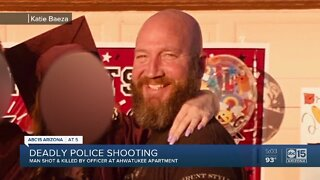 Man shot and killed by police in Ahwatukee