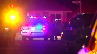 Phoenix police are investigating a deadly shooting on Pierce Street