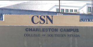 Fourth College of Southern Nevada student tests positive for COVID-19