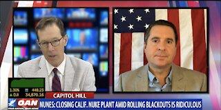 Nunes: CA Socialist Democrats shutting down the last clean power that we have