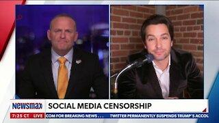 Social Media Purges Conservatives' Accounts