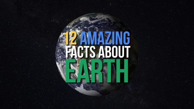 12 utrolige fakta om Jorden du neppe kjente til