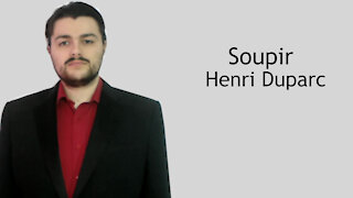 Soupir - Henri Duparc