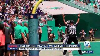Ravens vs Dolphins