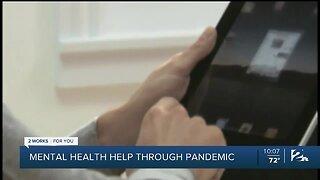 Mental Health Help Through Pandemic