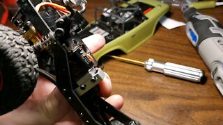 PN70 Motor Mount Issues