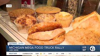 Michigan Mega Food Truck Rally