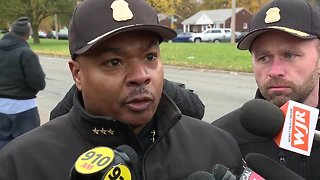Suspect in fatal shooting arrested after barricaded gunman on Detroit's east side