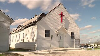 Pastor of church destroyed by storms sees opportunity
