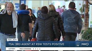Third TSA worker test positive for COVID-19