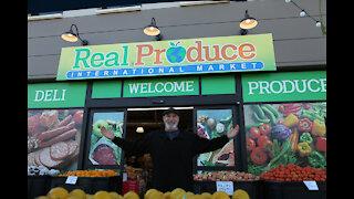 Real Produce International Market