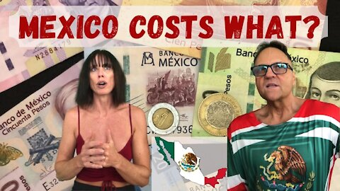 Ep 105- How Much Does It Cost To Live In Mexico?