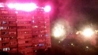 Sérvia é palco de protestos em pleno estado de emergência