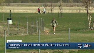 Proposed development raises concerns