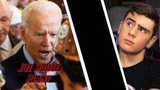 Joe Biden The White House, House Plant