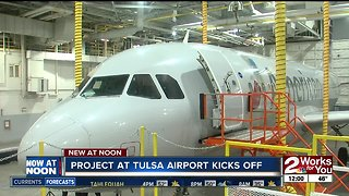 Investment into airline maintenance facility unveiled