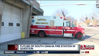 Future of South Omaha firehouse in question