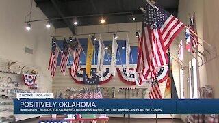 American flag makers