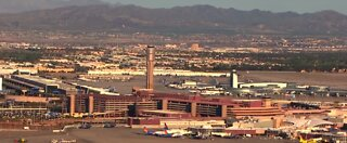Las Vegas airport employees test presumptive positive for COVID-19