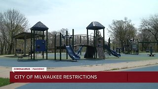 Milwaukee lifts restrictions bringing families back to city playgrounds