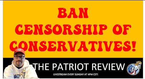 New Platform for Constitutional Conservatives!