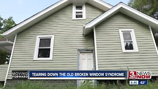 Tearing down the old broken window syndrome