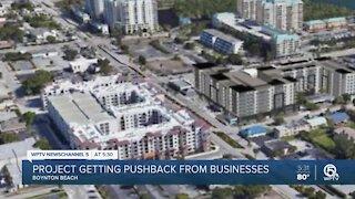 Proposed development gets push back in Boynton Beach