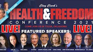 LIVE! Day 2 Health & Freedom Conference - Tulsa Oklahoma