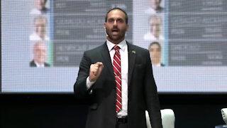 "Mike Lindell Cyber Symposium - Eduardo Bolsonaro ""Brazilian Election Fraud"""