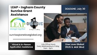 Grant helps Ingham County small businesses recover from COVID