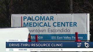 COVID-19 resource clinic opens in north San Diego County
