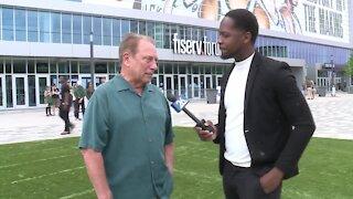 Legendary MSU coach Tom Izzo likes Bucks in game 6