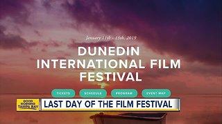 Final day of Dunedin International Film Festival