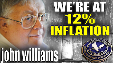Double Digit Inflation NOW | John Williams