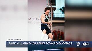 Park Hill grad vaulting toward Olympics