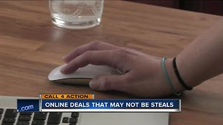 Watch out for social media scams