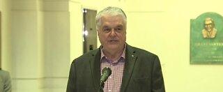 Governor Sisolak updates on COVID-19
