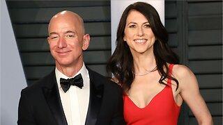 Amazon: Bezos' Divorce Final $38 Billion Settlement