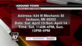 Around Town 4/11/19: Annual Fairy Festival