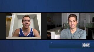 Chris Gronkowski full interview