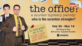 The Office Murder Mystery parody | Morning Blend
