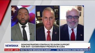 Rep. Diaz-Balart: Biden's Cuba Sanctions Not Enough