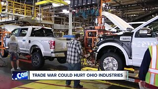 U.S.-China trade war could affect industries, consumers in Ohio