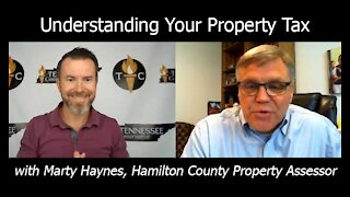 Understanding Your Property Tax With Marty Haynes