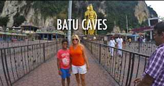 Batu Caves Of Kuala Lumpur, Malaysia